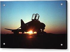 Phantom Sunrise Acrylic Print