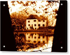 Acrylic Print featuring the photograph Philipsburg Manor by Aurelio Zucco