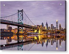 Philly Acrylic Print