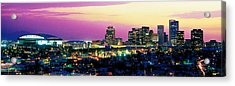 Phoenix Az Acrylic Print by Panoramic Images