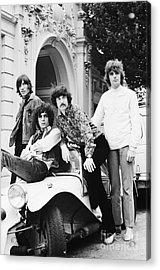 Pink Floyd 1967 Acrylic Print