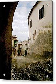 Poggio Catino Italy Acrylic Print