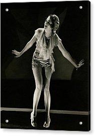 Portrait Of Ruby Keeler Acrylic Print