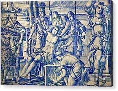 Portugal, Almancil Acrylic Print by Jaynes Gallery