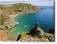 Prawle Point Acrylic Print