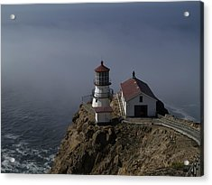 Pt Reyes Lighthouse Acrylic Print