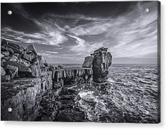 Pulpit Rock Acrylic Print