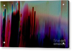 Acrylic Print featuring the photograph Pulse by Jacqueline McReynolds