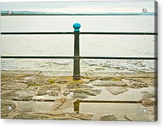 Railings Acrylic Print