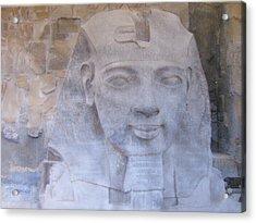 Ramses II Acrylic Print