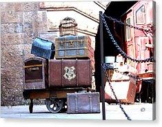 Ready For Hogwarts Acrylic Print