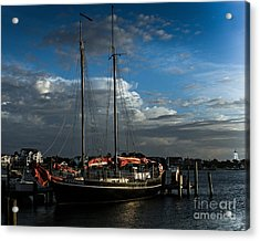 Ready To Sail Acrylic Print