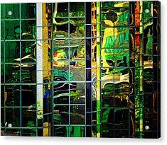 Reflection 6 Acrylic Print