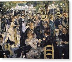 Renoir, Pierre-auguste 1841-1919. Ball Acrylic Print