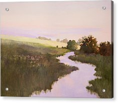 Reverie Acrylic Print by J Reifsnyder