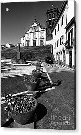 Ribeira Grande Acrylic Print by Gaspar Avila