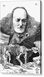 Richard Owen (1804-1892) Acrylic Print