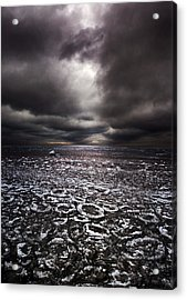 Rings Acrylic Print by Phil Koch