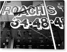 Roach's Acrylic Print