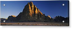 Rock Formations On A Landscape, Seven Acrylic Print by Panoramic Images