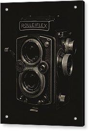 Rolleiflex Acrylic Print