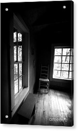 Room With A View Acrylic Print by Cris Hayes