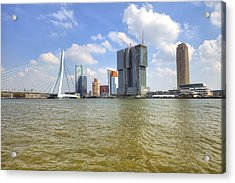 Rotterdam Acrylic Print