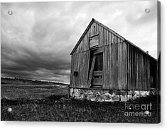 Ruins Of Abandonment Acrylic Print by Jorgo Photography - Wall Art Gallery