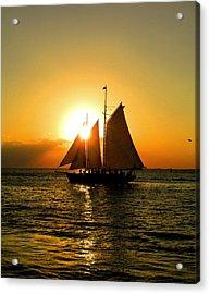 Sailors Dream Acrylic Print