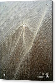 Acrylic Print featuring the photograph Sand Patterns by Robert Riordan