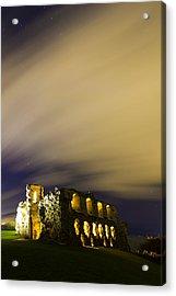 Sandsfoot Castle  Acrylic Print by Ollie Taylor