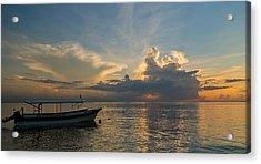 Sanur Beach - Bali Acrylic Print