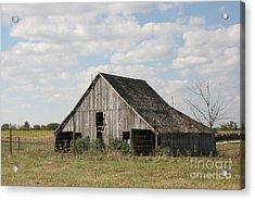 Scenic Barn Acrylic Print