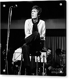 Scott Walker 1969 Acrylic Print