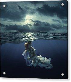 Sea Tale Acrylic Print