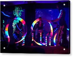 Sekai Dark Spirit  Acrylic Print