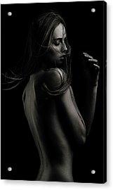 Sensual Beauty Acrylic Print