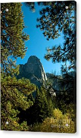 Sentinel Dome, Yosemite Np Acrylic Print by Mark Newman