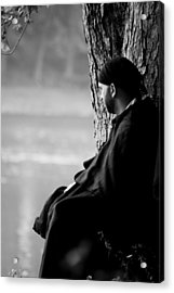 Shady Spot Acrylic Print by Off The Beaten Path Photography - Andrew Alexander