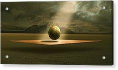 Shining Acrylic Print by Franziskus Pfleghart
