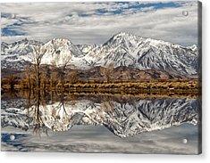 Sierra Reflections Acrylic Print