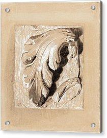 Sir Edward Coley Burne-jones, British 1833-1898 Acrylic Print by Litz Collection