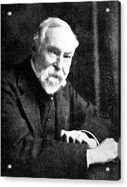 Sir John Tenniel (1820-1914) Acrylic Print by Granger