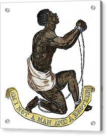 Slavery Abolition, 1835 Acrylic Print