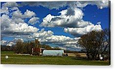 Slice Of Heaven Acrylic Print by Joel Rams