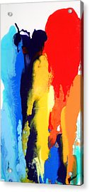 So Alive 2 Acrylic Print