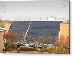Solar Office Acrylic Print