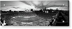 Soldier Field Football, Chicago Acrylic Print by Panoramic Images