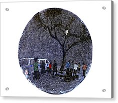 Some Walk Home Acrylic Print
