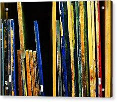 Source Acrylic Print by Skip Hunt